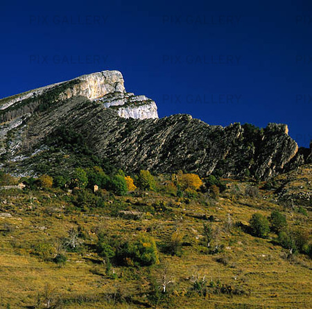 Sestrales Rock at the Pyrenees, Spain