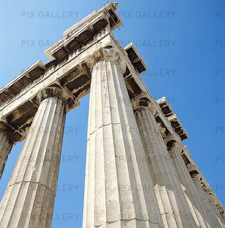 Parthenontemplet på Akropolis, Athen