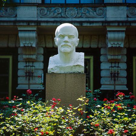 Byst av Lenin i Berlin, Tyskland