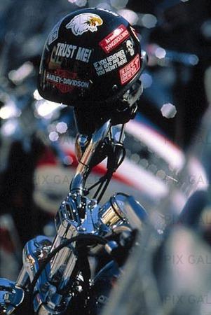 Motorcykelhjälm