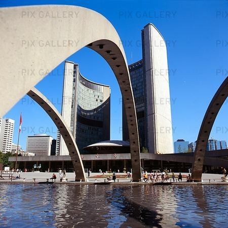 Stadshuset i Toronto, Canada