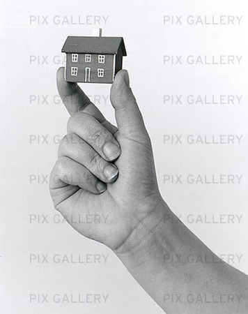 Hus i hand