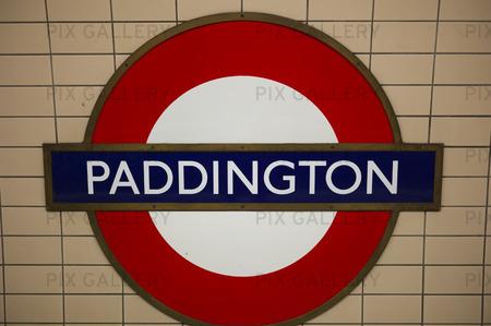 Tunnelbanestation, Paddington