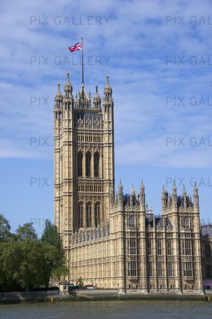 Houses of Parlement. London.