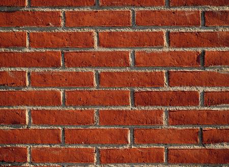 Mura tegelvägg utomhus