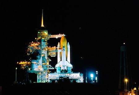 "Rymdfärja ""Endeavour"" KSC-NASA, USA"