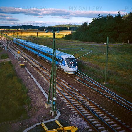 Tåg X 2000