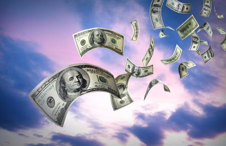 Pengar i skyn