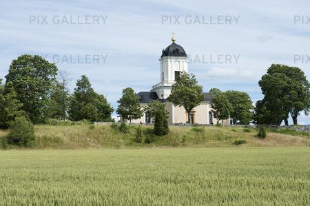 Fasterna kyrka, Uppland