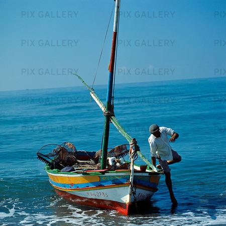 Fiskare, Spanien