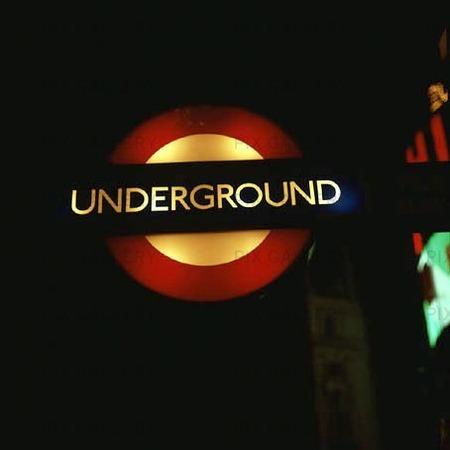 Tunnelbana i London, Storbritannien