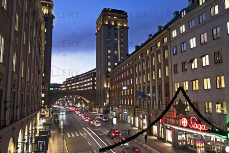 Biograf Saga, Stockholm