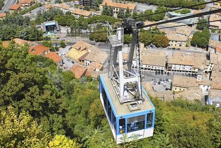 linbana i San Marino