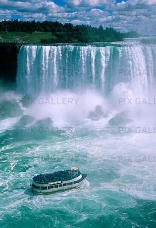Niagara Fallen, Kanada/USA