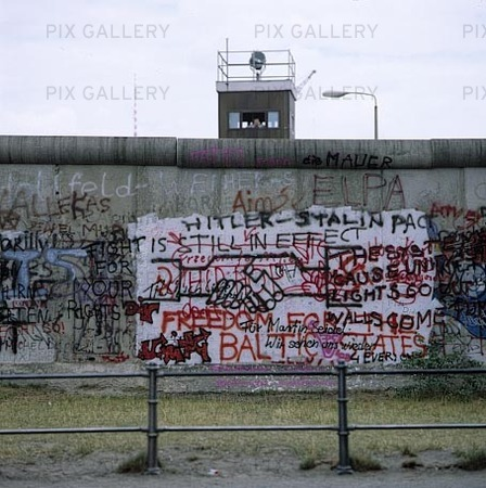 Berlinmuren, Tyskland