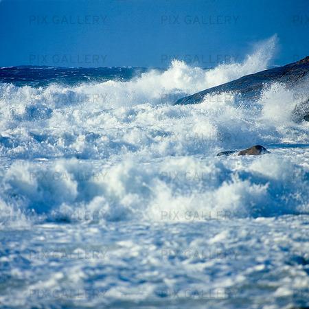 Stormande hav