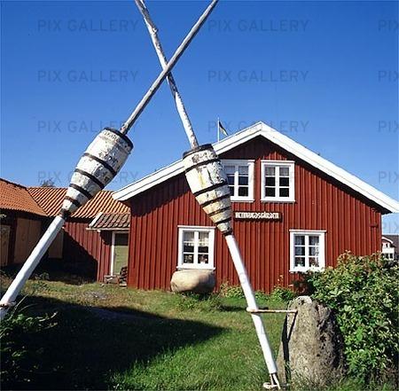 Hembygdsgården på Hönö, Bohuslän
