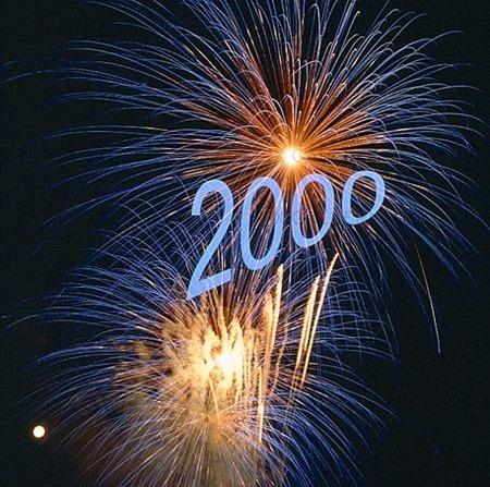Millenniumskifte år 2000