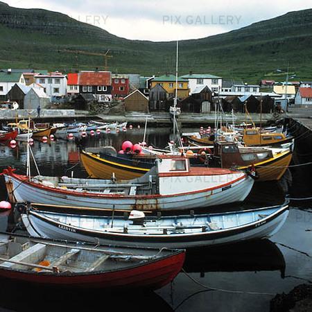 Leirvik, Färöarna
