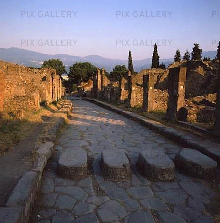 Pompeji, Italien