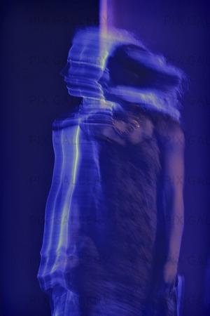 Abstrakt människa