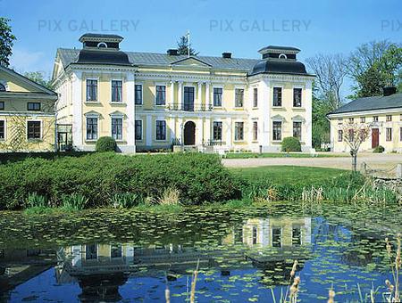 Skottorp slott, Halland