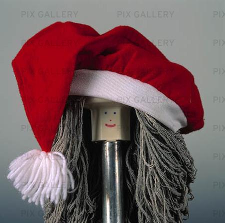 Julstädning