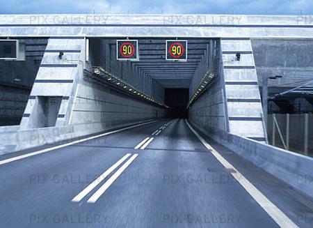 öresundsbron tunnel