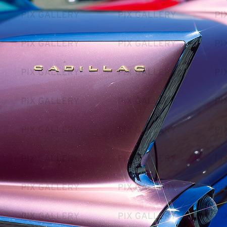 Fena på Cadillac Coupé de ville 1960