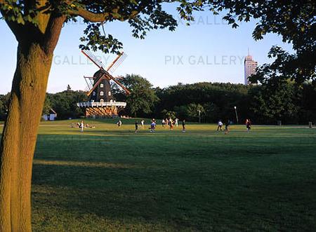 Slottsparken i Malmö, Skåne