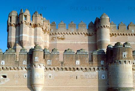 Castle of Coco, Spanien