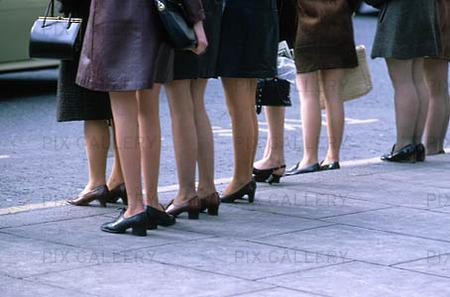 Kvinnor, 70-talet