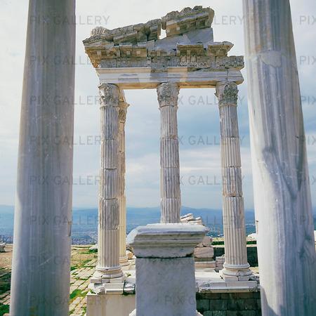 Pergamon, Turkiet