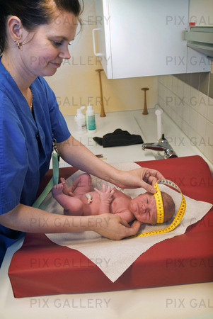 Sofia och Johan´s förlossning 16 maj 2009.