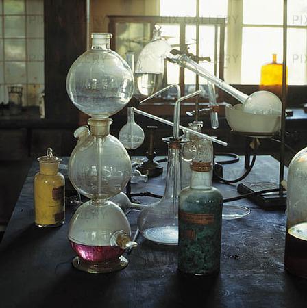 Alfred Nobels laboratorium, Karlskoga