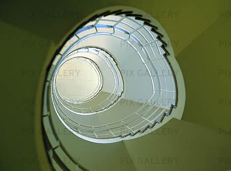 Spiraltrappa