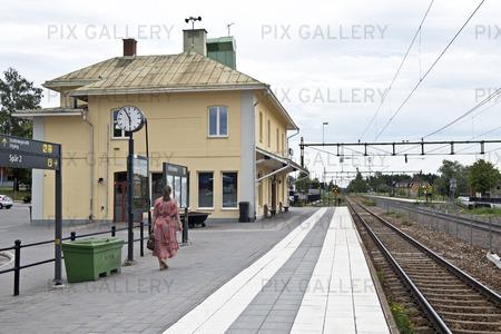 Hedemora station, Dalarna