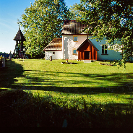 Eriksbergs gamla kyrka, Västergötland