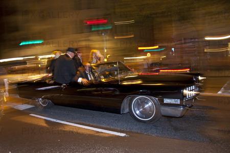 Raggar karnival, Stockholm