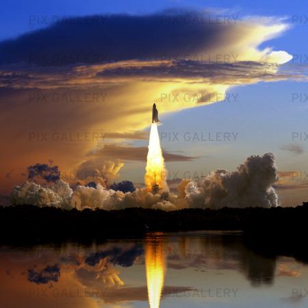 Space Shuttle. NASA. Florida. USA