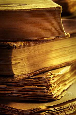 Äldre böcker