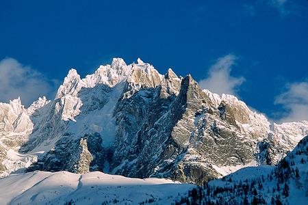 Alperna, Frankrike