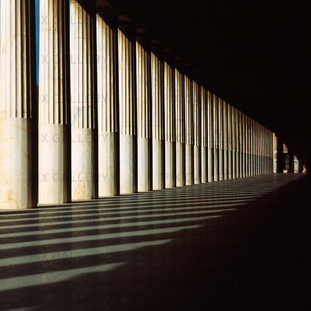 Attalos Stoa i Aten, Grekland