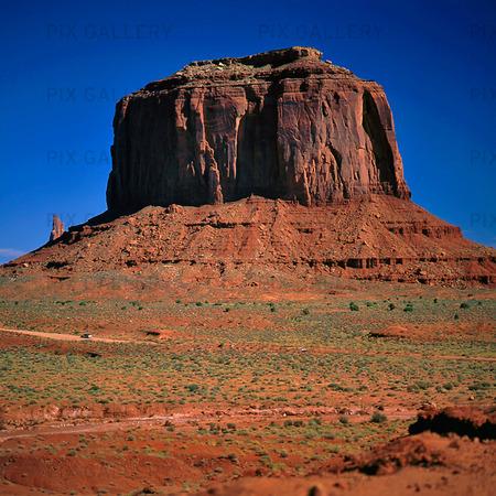 Monument Valley i Arizona, USA