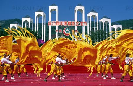 Sport Celebration Show, Kina