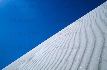 Vit sand