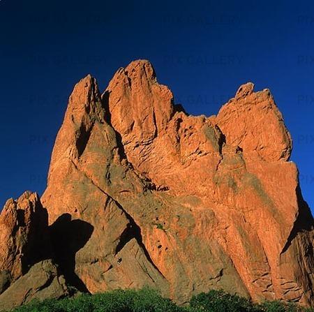 Berg i Colorado, USA