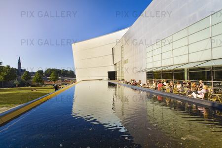Kulturhuset i Helsingfors, Finland