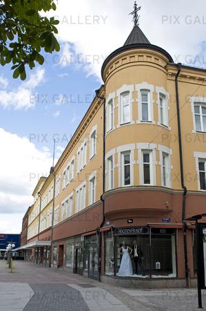 Borlänge centrum, Dalarna