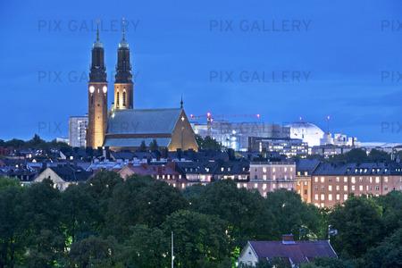Högalidskyrkan, Södermalm, Stockholm